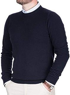 design di qualità cd590 28959 Amazon.it: Pullover Uomo Cashmere - Maglioni, Cardigan ...