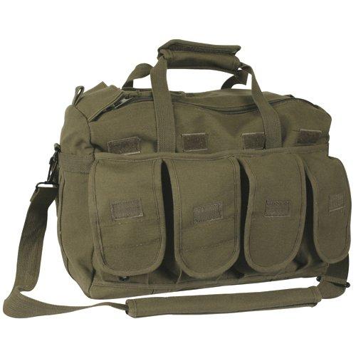 Fox Outdoor Products Mega Mag/Shooter's Bag, Olive Drab