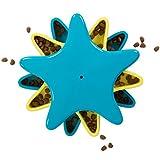 Kyjen Dog Games Star Spinner Treat Toy