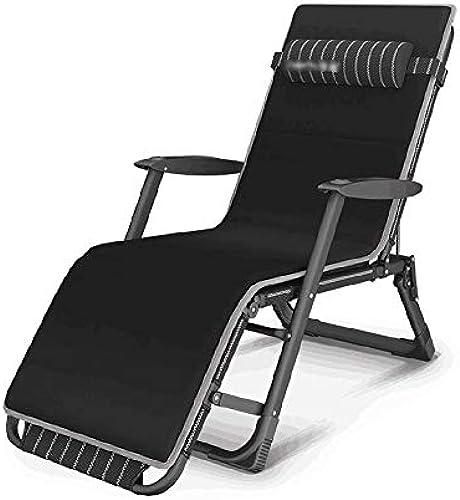 Liegestühle, Schwerkrafüreie Verstellbare Liegestühle Für Au terrassen Sunshine Beach Angeln Liegewiese Lounge Camp Liegestühle Nickerchen Fauler Liegestuhl Mit Kissen Freizeitstuhl