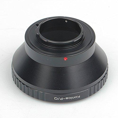 Pixco - Adaptador de lente para cámara de fotos Konica AR a Pentax Q Q-S1 Q10 Q7 Q