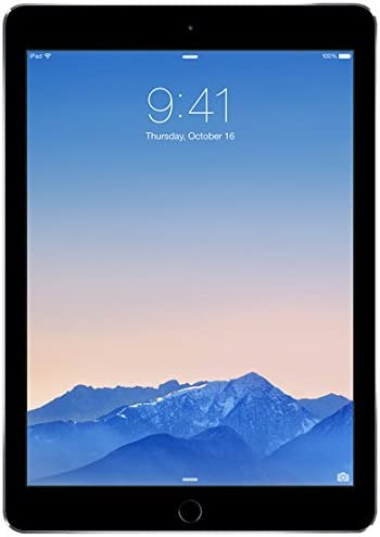 Apple iPad Air Limited time cheap sale 2 16GB Space Gray High quality new Wi-Fi Refurbished A MGL12CL