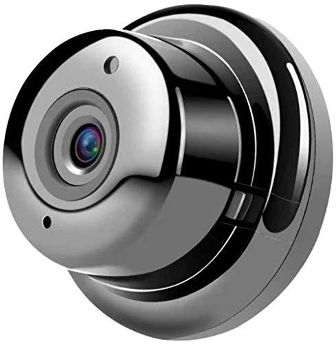 ewrwrwr Telecamera 1080p WLAN WiFi Telecamera di sorveglianza per la Sicurezza Domestica Senza Fili con monitoraggio remoto Audio bidirezionale rilevamento Intelligente di Visione Notturna