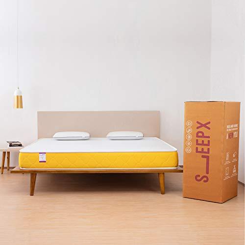 SleepX Apt High Resilience (HR) Foam Mattress