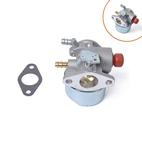 HaiNing Zheng Compatibel met grasmachine/Compatibel met sneeuwblazer/Compatibel met sneeuw blazer Tecums carburateur ZILVER