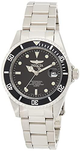Invicta Men's 8932OB Pro Diver Analog Display Quartz Silver...