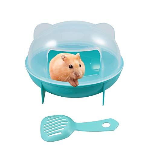 POPETPOP Hamster Sand Bath-Maison pour Salle de Bains...
