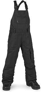 VOLCOM boys Barkley Bib Overall Pants