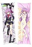 Attvn Shinoa Hiragi Owari no Seraph Body Pillow Case Cover 160x50cm Two Way Tricot