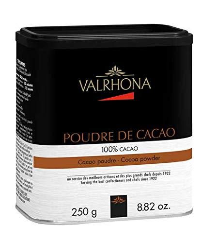 Valrhona Cocoa Powder 100%, 8.2 oz