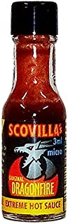 Scovillas Dragonfire Extreme Hot Sauce, 3ml