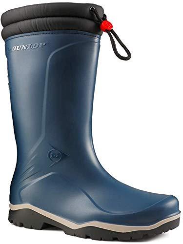 Unisex Dunlop Blizzard Fleece Lined Wellington Boots