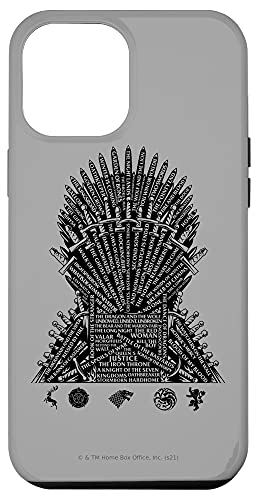 iPhone 12 Pro Max Game of Thrones What Builds the Throne Case