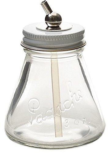 Paasche Model VL Airbrush Color Bottle Assemblies - 3 oz.