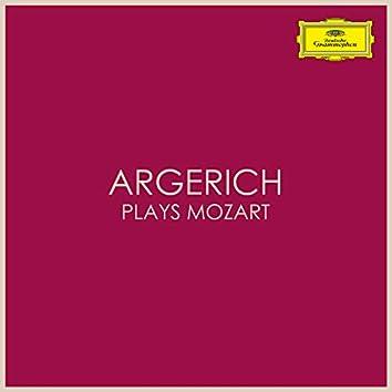 Argerich plays Mozart