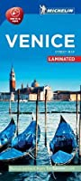 Michelin Venice City Map - Laminated (Michelin Street Map) by Michelin(2017-04-15)