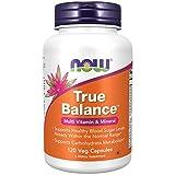 海外直送品 Now Foods True Balance Multi, 120 Caps