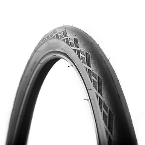 BFFDD Ultralight 500g 690g Bicycle Tires 700C Road Bike Tire 70028C MTB Mountain Bike Tyres 261.75 Slick Pneu 26er (Color : 26x1.75)