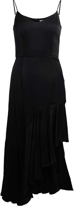 JOVONNA Woman's Panther Black Long Dress