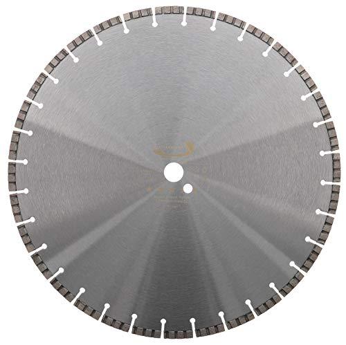PRODIAMANT Premium Diamant-Trennscheibe Beton Laser 450 mm x 25,4 mm Diamanttrennscheibe PDX821.711 450mm lasergeschweißte Diamantsegmente