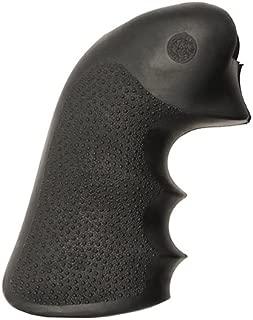 Hogue Rubber Grip for Ruger Super Blackhawk, Square Trigger Guard