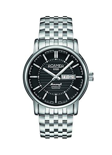 Roamer Herren-Armbanduhr MERCURY II Analog Automatik 963637 41 55 90