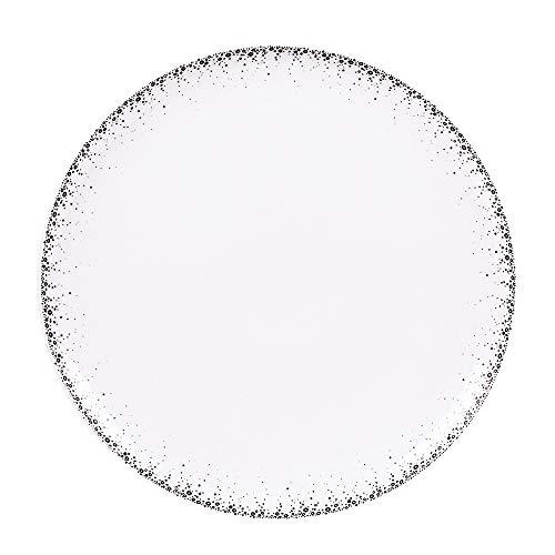 Table Passion - plat à tarte borealis gris
