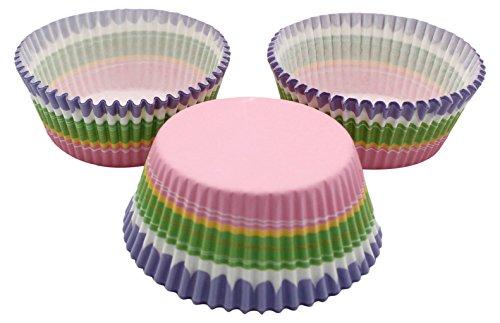 DeColorDulce sg1202 Muffins, Papier, Multicolore, 10 x 10 x 5 cm, Lot de 50