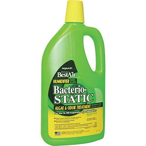 BestAir 3BT-PDQ-6 Original BT Humidifier Bacteriostatic Water Treatment, 32 fl oz, Single Pack of 3, Green
