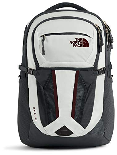 The North Face Women's Recon Backpack, Tin Grey/Asphalt Grey, One Size