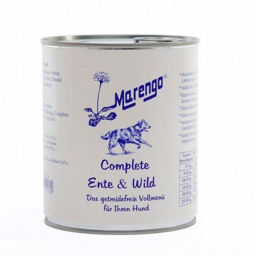 Marengo | Complete Ente & Wild | 6 x 800 g