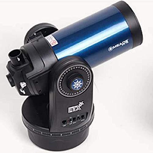 Teleskop, Refraktor mit Stativ & Finder Scope, beweglichem Teleskop for Kinder & Astronomie Anfänger, Öffnungsverhältnis F / 15, äquatoriale Montierung Diagonal Split, Stahlstativ