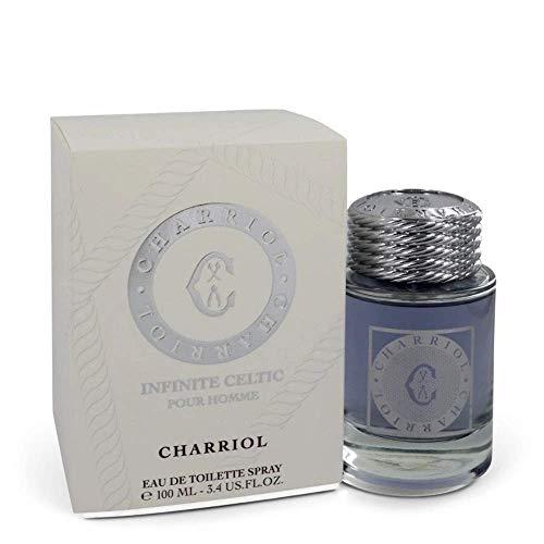 Charriol Infinite Celtic Eau de Toilette Spray for Men