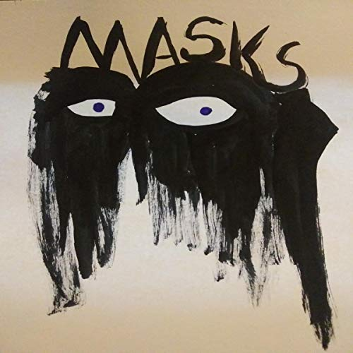 Masks  By  cover art
