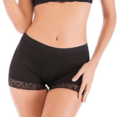 DODOING Womens Tummy Control Panties Underwear Pads Butt Lifter Padded Shaper Fake Butt