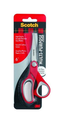 Scotch Multi-Purpose Scissor, 6-Inches (1426) Photo #2