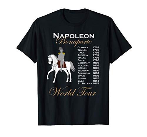 Camiseta de Napoleón Bonaparte