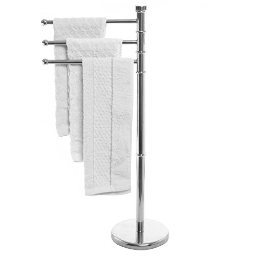 stand alone towel rack - 7