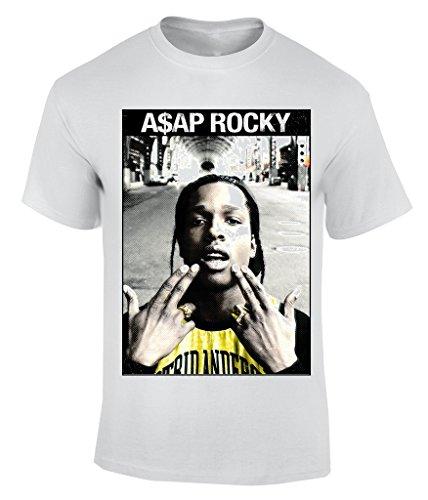 ASAP Rocky - Medium T-Shirt Herren