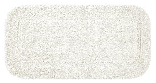 Gelco Design 711047 Tapis de Bain, Coton, Ecru, 60 x 120 x 2cm