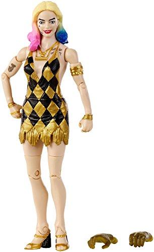 418Au5eV+HL Harley Quinn Action Figures