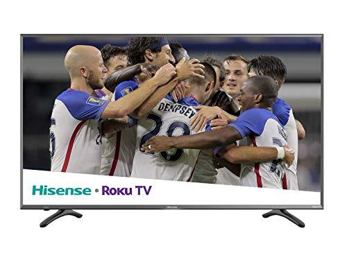 Hisense Roku TV 50' Class R7E (49.6' diag.) 4K UHD Roku TV with HDR (50R7080E)