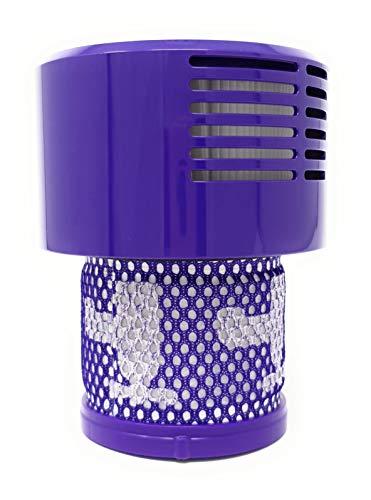 Dyson V10 SV12 großer Filter Big Filter Unit Waschbar 969082-01 96908201