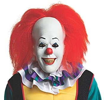Rubie s Men s IT Movie Pennywise Costume Mask