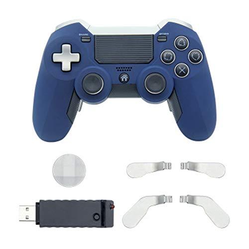 YUXIA PS4 Gamepad, 2.4G Wireless Game Controller Joystick Für Videospielekonsole Und PS3 Ergonomisches Design