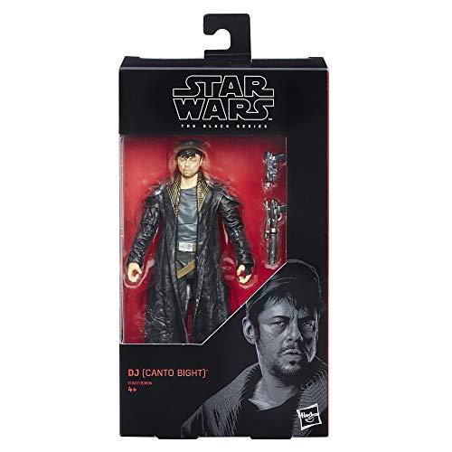 Star Wars - E8 Figura Dj Canto Bight (Hasbro E0622ES0)