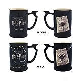 Wizarding World Harry Potter Marauders Map Heat Reactive Footstep Coffee Tea Mug Exclusive