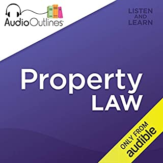 Civil Procedure AudioLearn - A Course Outline (Audiobook) by