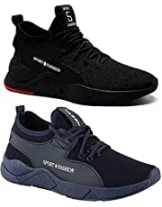 Maddy Combo Sport Running Shoes & Gym Shoes for Men's