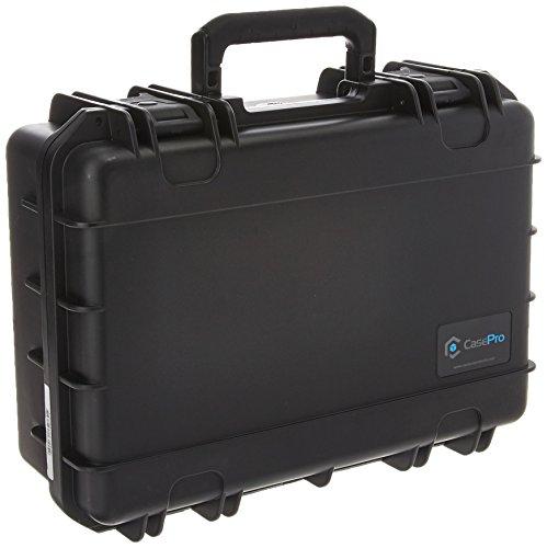 CasePro Estojo de transporte de bateria CP-DJI-INSPIRE-2-BT DJI Inspire 2, preto